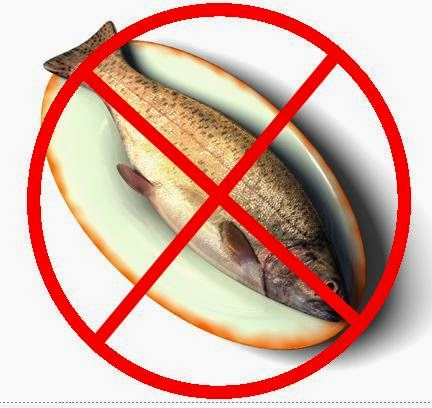 Eating fish is not necessary to maintain health for Fish not eating