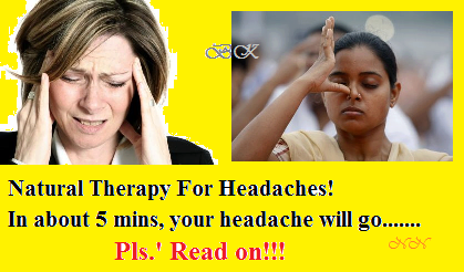 Cure Headache