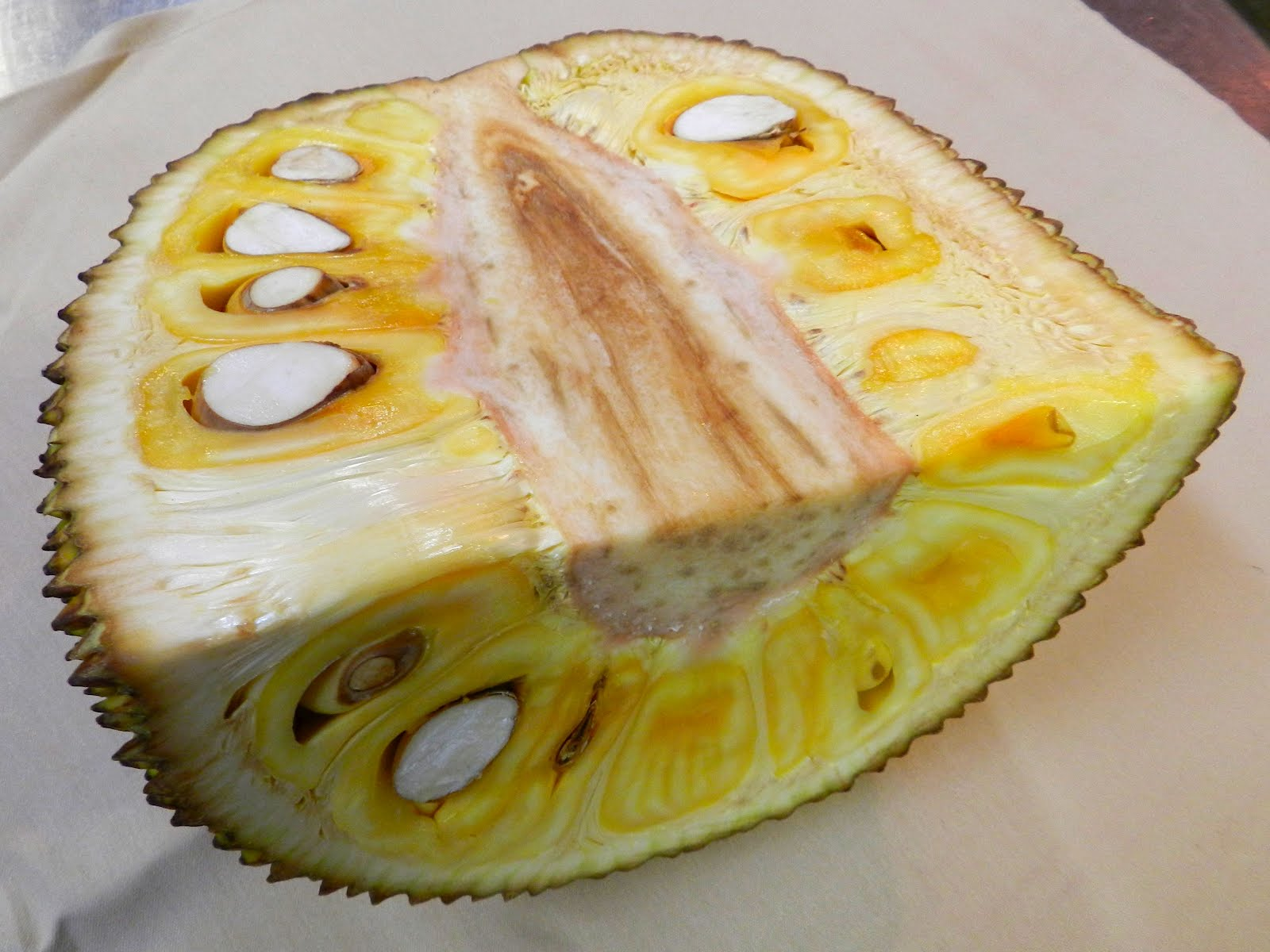 Fresh-jackfruit