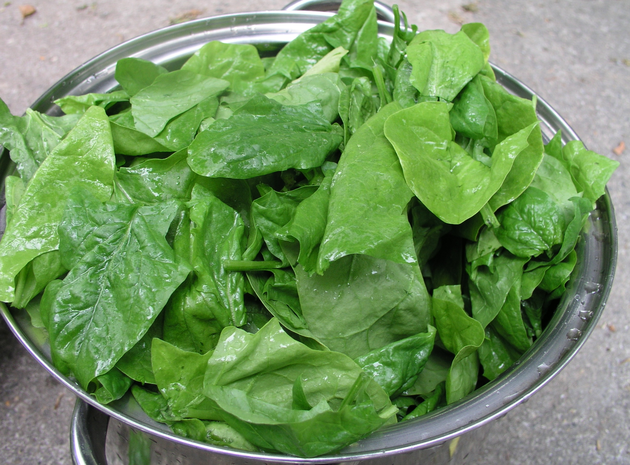 Spinach-Leaves