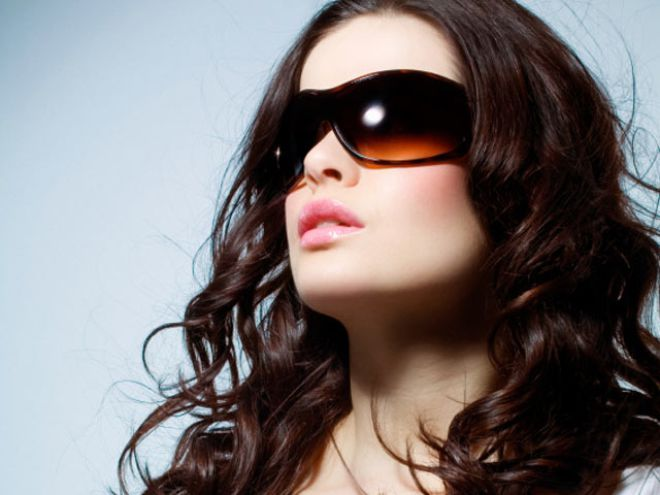 Wear Sunglass