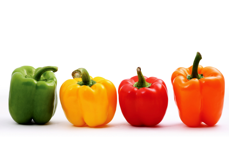 Amazing Health Benefits Of Bell Peppers