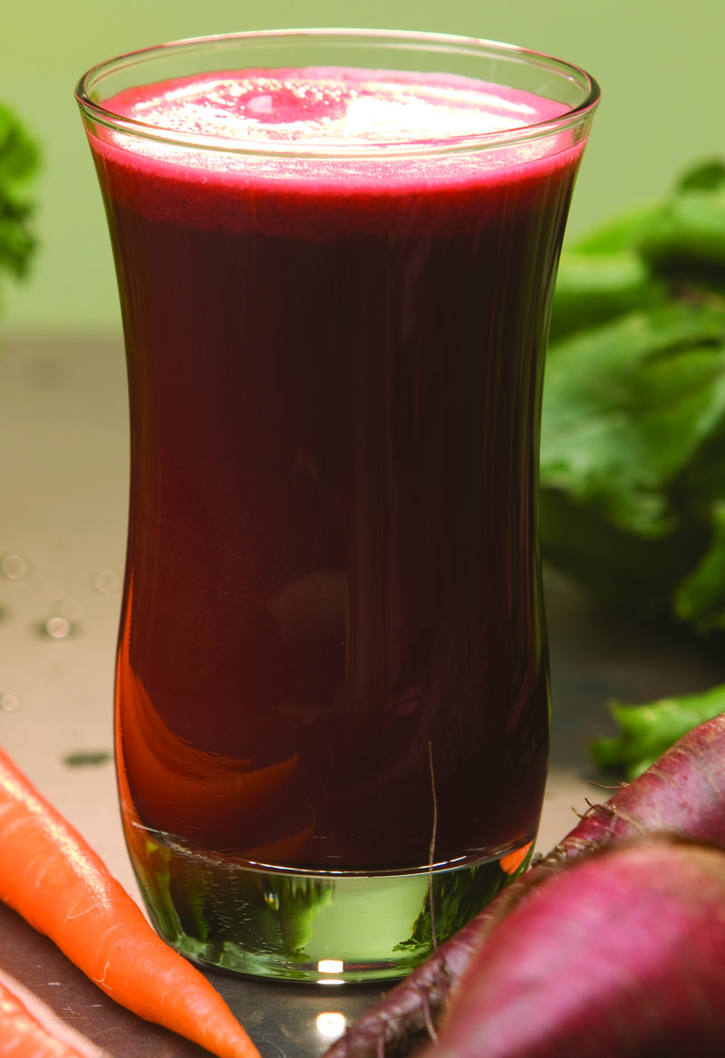 Beetroot-carrot