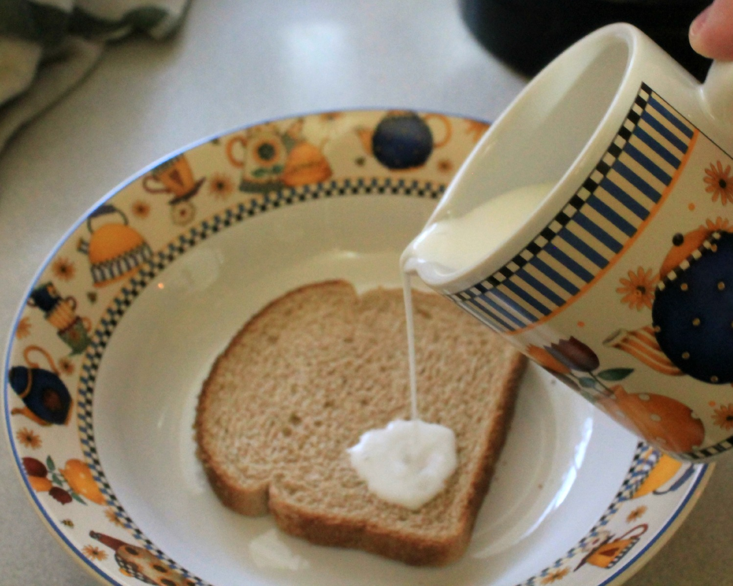 Bread-and-Milk