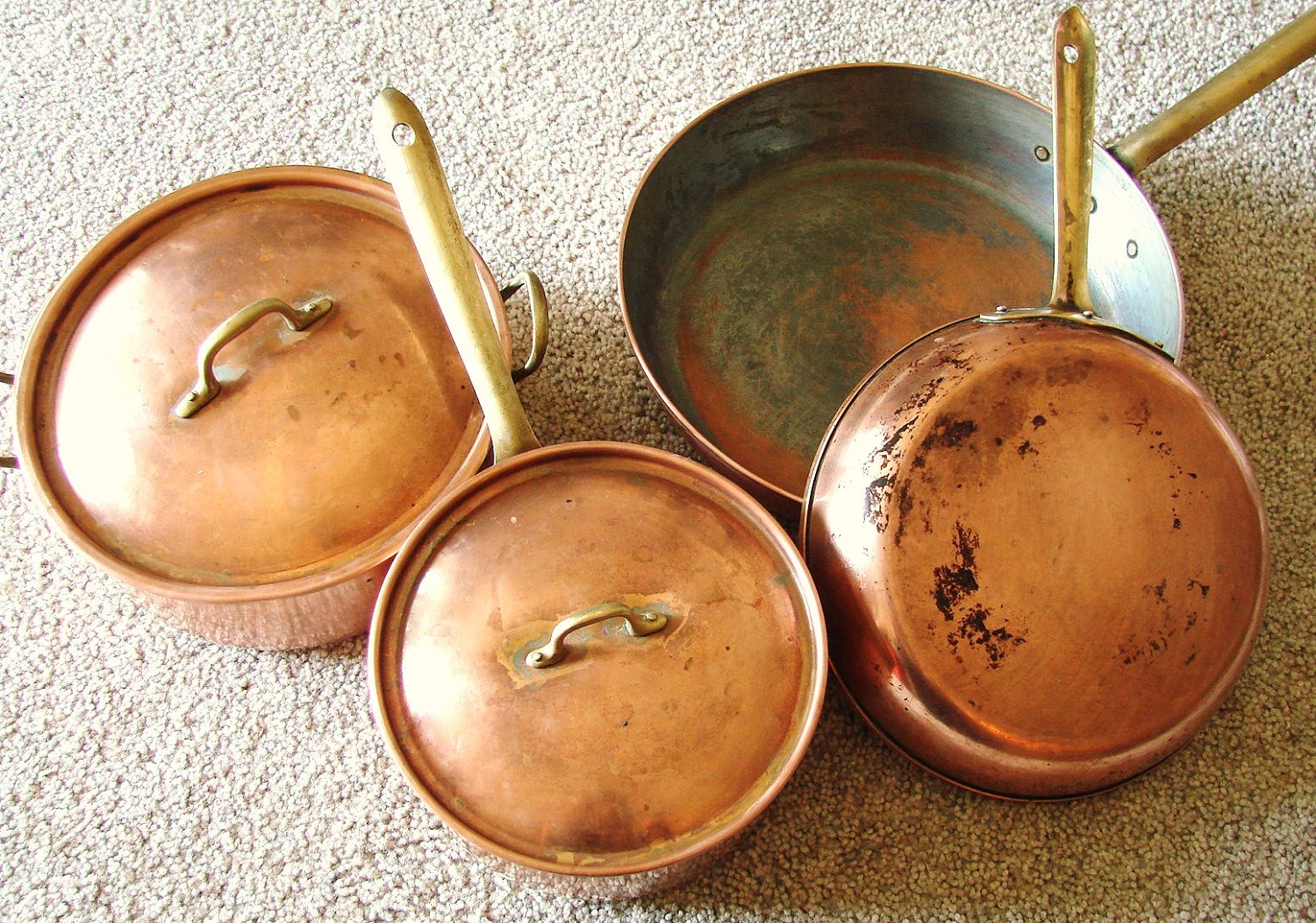 Become Healthy By Cooking Your Food In Copperwares