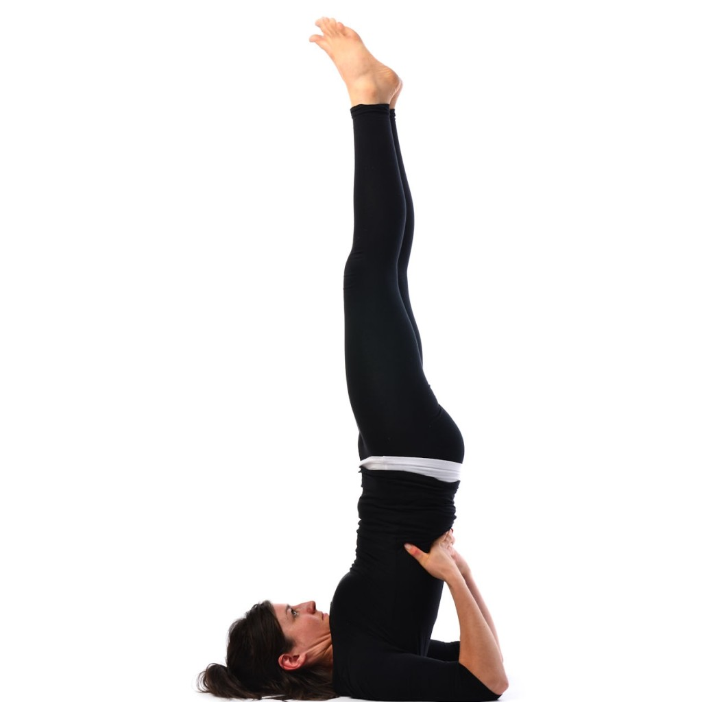 Sharvangasana