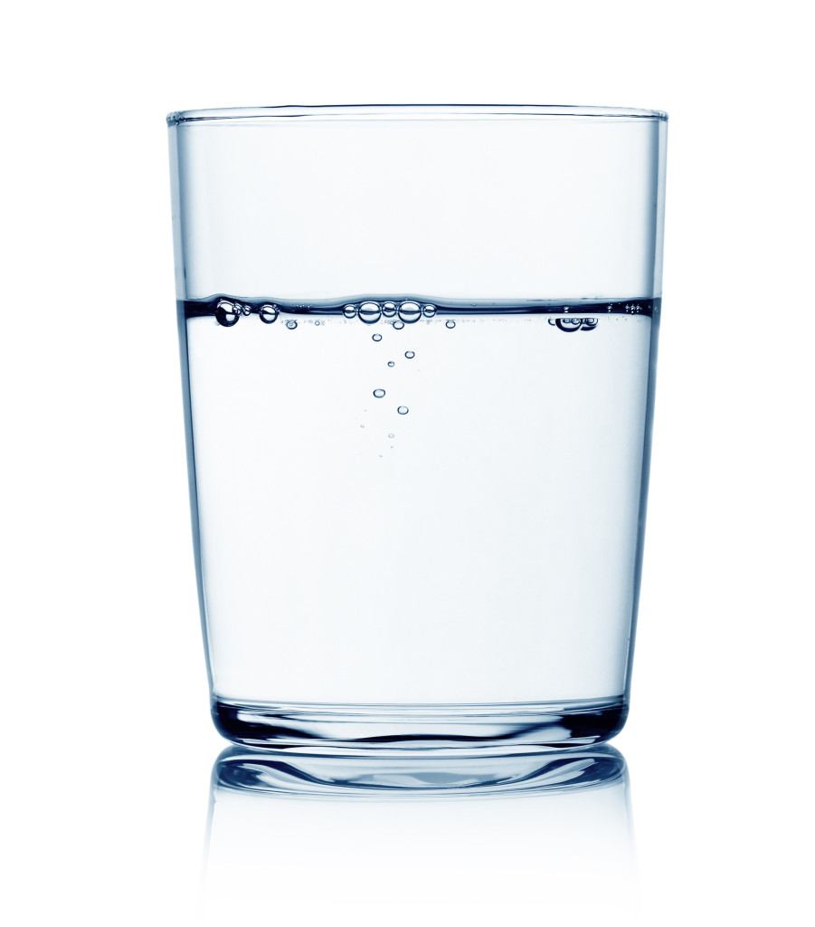 A Glass Of Water 1