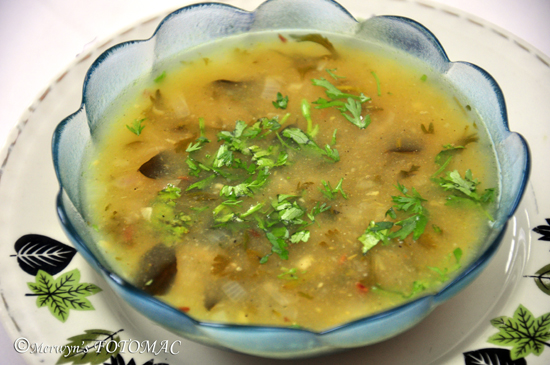 Drumstick Leaves Soup for Asthma Cure