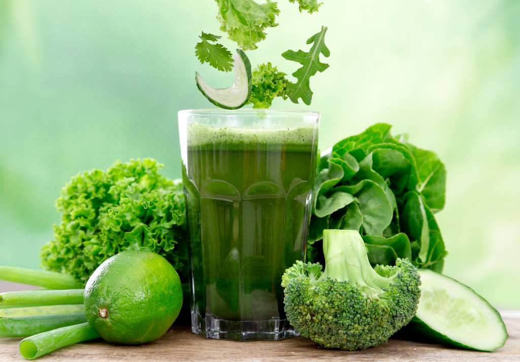 Vegetable Juices 2