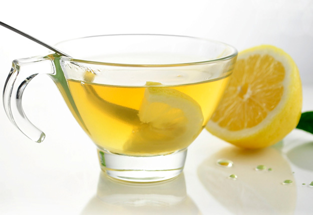 Benefits of drinking warm lemon water