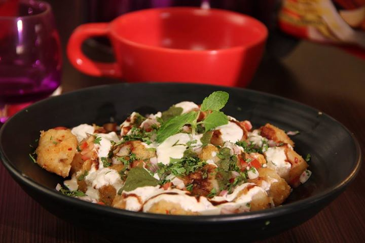 Aloo Bite Chaat