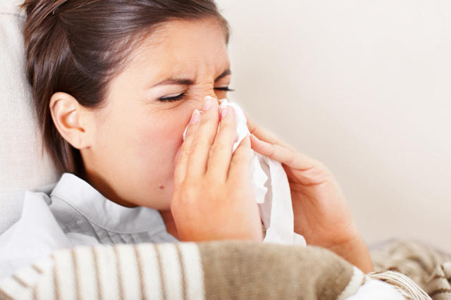 Home remedies to treat cold and flu