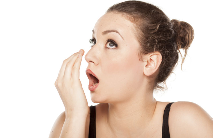 How to get rid of bad breath home remedies
