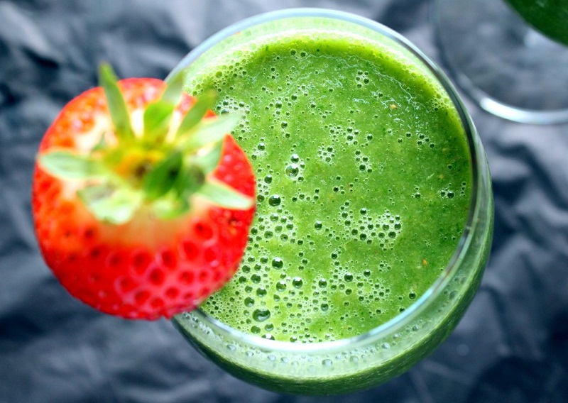 A Powerful Green Drink Against Fatigue!