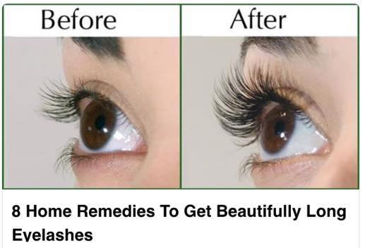 How to Grow Eyelashes Long and Healthy
