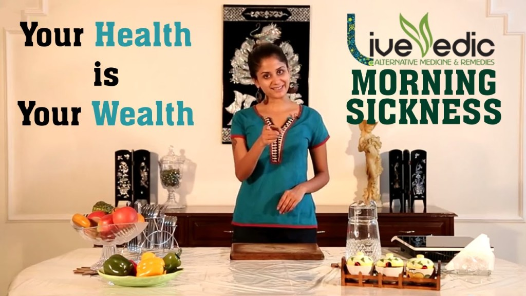 3 Home Remedies for Morning Sickness