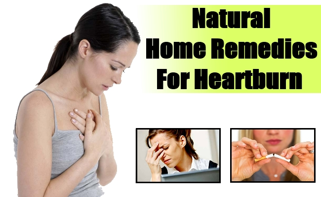 Home Remedies for Heartburn or Acidity