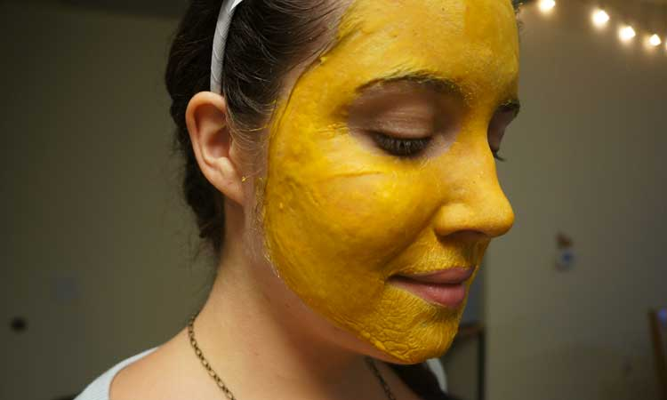 The Turmeric Face Mask Recipe