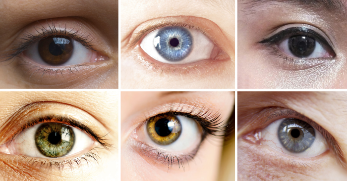 What Eye Color Says About You