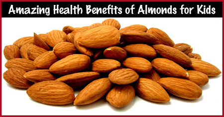 8 Health Benefits of Almonds for Kids
