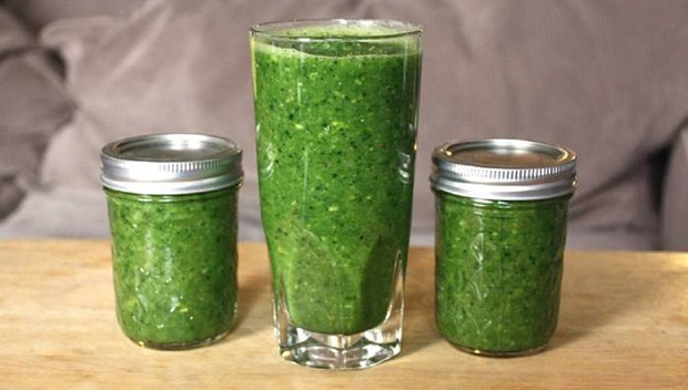 Cancer Killer Juice - Drink This Every Day On An Empty Stomach