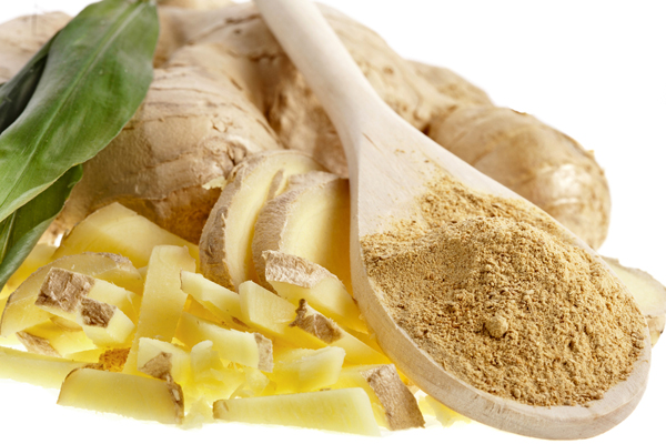 Healing Power of Ginger