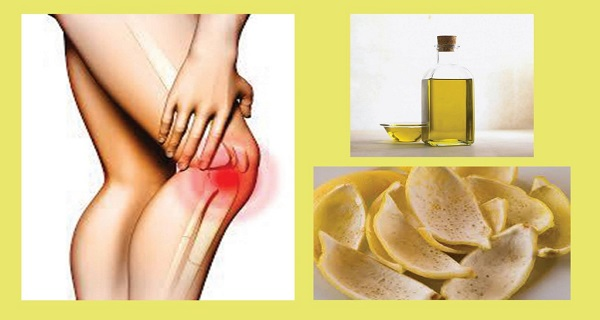 Lemon Peel for Joint Treatment