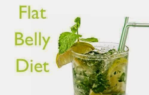 Simple Recipe for Flat Belly!