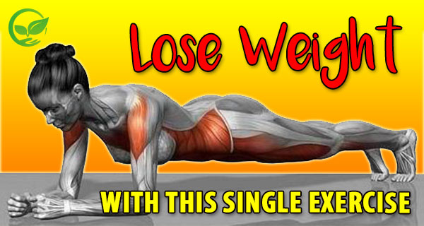 Lose Your Weight With This Single Exercise
