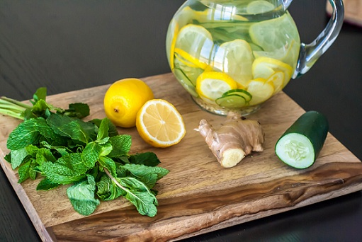 Melt Your Fat In 4 Days With This Amazing Herbal Detox Drink