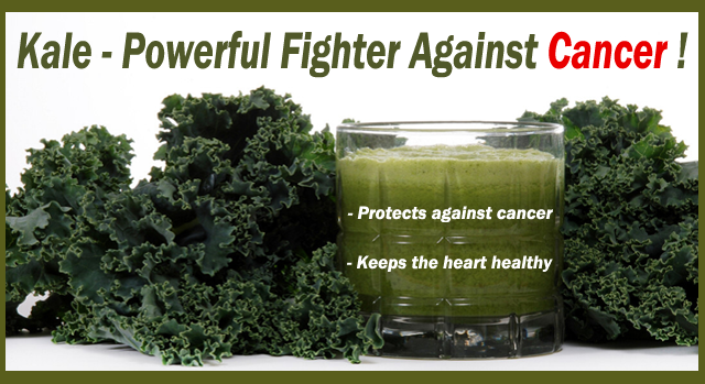 Powerful Fighter Against Cancer !