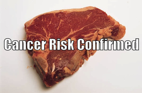 Scientists Have Finally Discovered Why Consuming Meat Causes Cancer