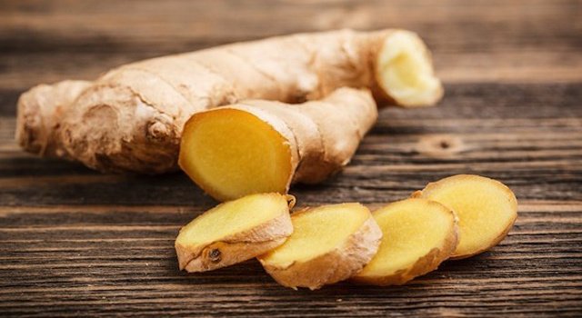 The Useful Properties Of Ginger