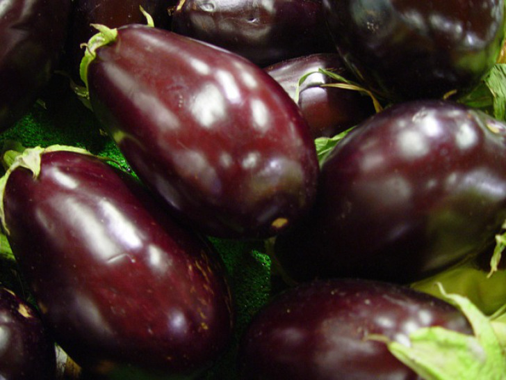 2 Hair Benefits Of Brinjal
