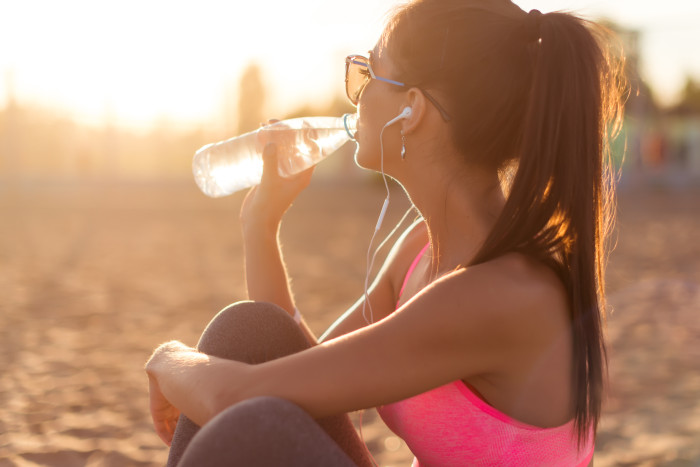 Drink Water On An Empty Stomach Every Morning!