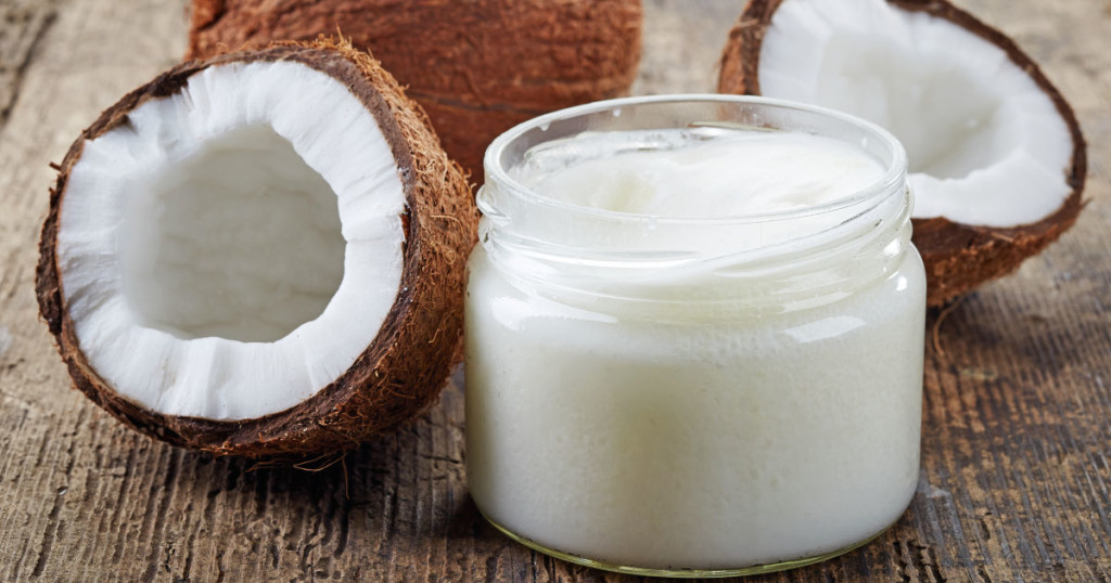 What does coconut oil do for you
