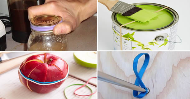 Awesome Rubber Band Uses Everyone Should Know