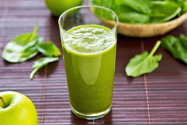 Green Smoothie - Great For Improving Immunity And Reducing Body Weight