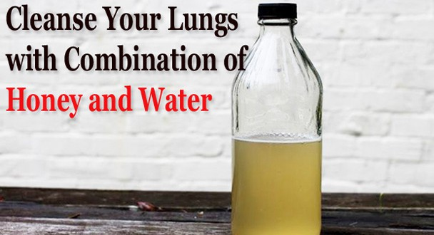 Healing Power of Honey and Water Combination