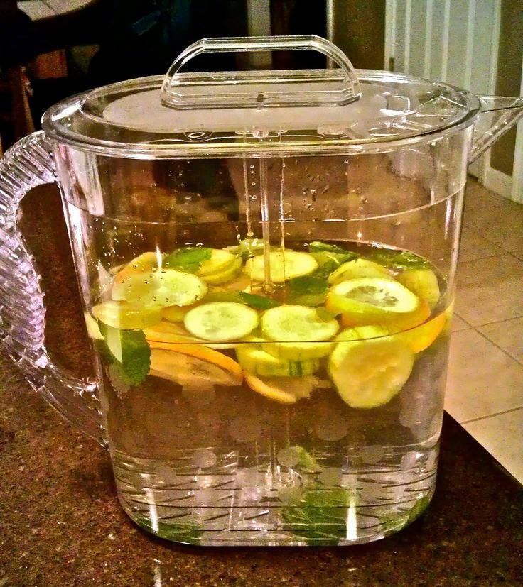 Sassy Water to Boost Flat Belly!