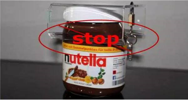 Say No To Nutella, It Is Poisoning You