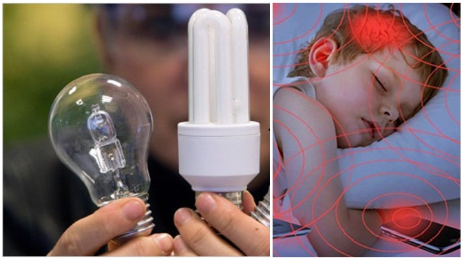 These Light Bulbs Can Cause Migraines, Anxiety, And Cancer!