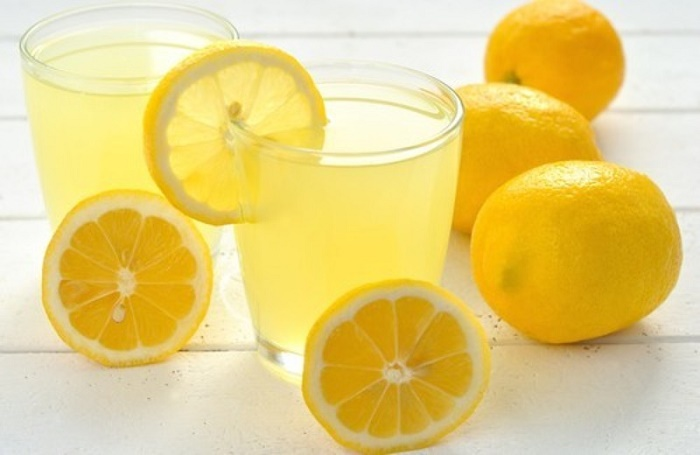 Winter Lemonade To Warm You Up