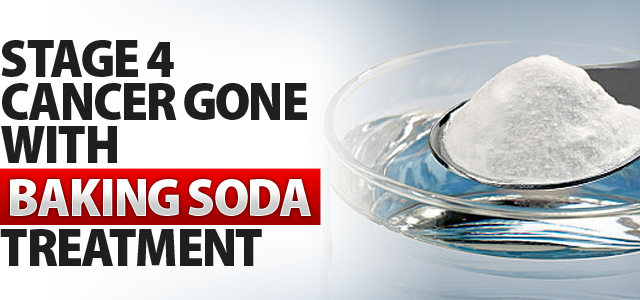 Amazing Story! A Man Uses Baking Soda To Beat Stage 4 Cancer