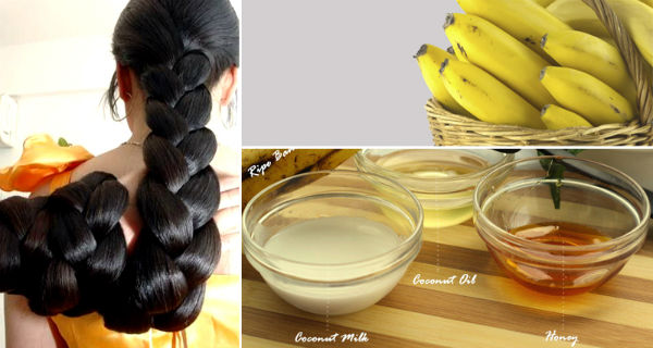 Grow Your Hair in Just 5 Days with This Banana Remedy!