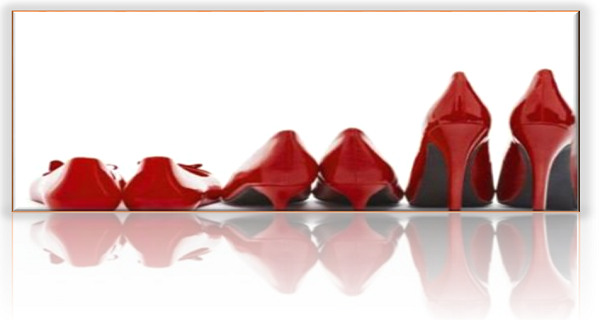 High Heels, Flat Heels Or Full Heels! Try This Test And See What Are Your Shoes Saying About You!
