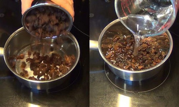 How To Cleanse Your Liver With Raisins And Water In Only 2 Days
