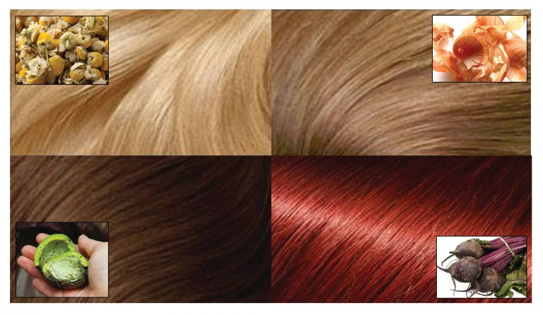How To Color Your Hair Naturally!