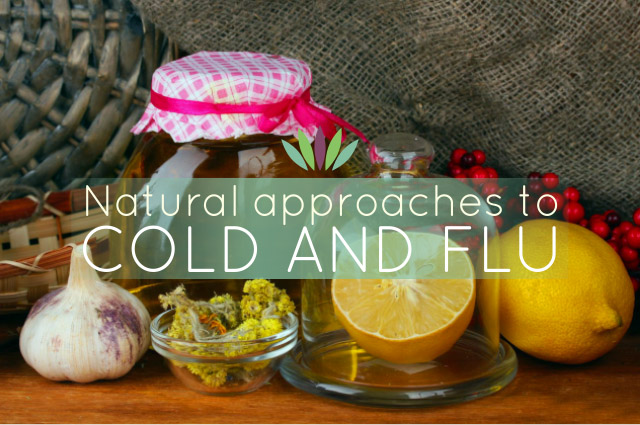 Natural Antibiotics Against Cold And Flu