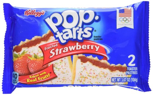 How Many Calories In A Chocolate Pop Tart